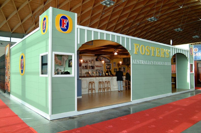 Stand FOSTER'S
